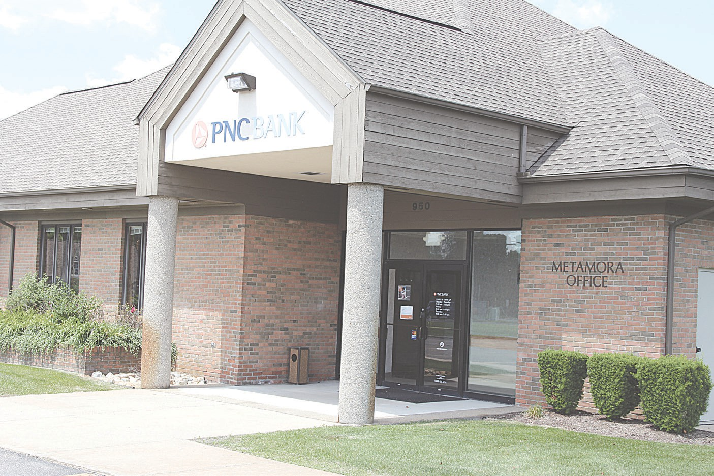 PNC Bank to close Metamora Twp  branch   Lapeer Area View